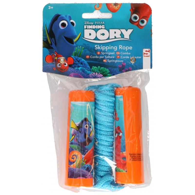 Blauw springtouw van Finding Dory 210 cm