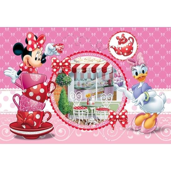 Disney puzzel Minnie Mouse 50st Katrien Duck