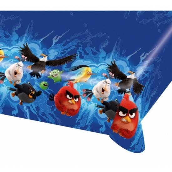 Afbeelding van Angry Birds feest tafelkleed 120x180 cm
