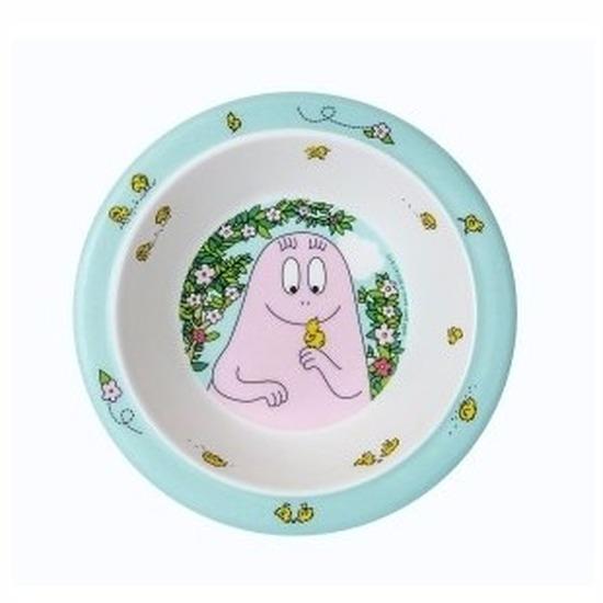 Afbeelding van Barbapapa diepe ontbijtbordjes 16 cm