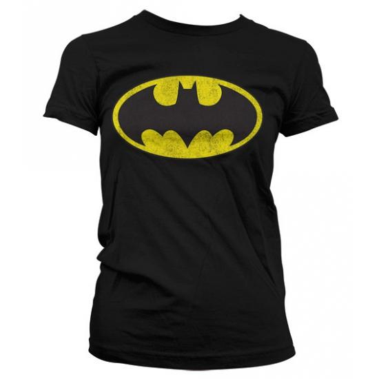 Afbeelding van Batman dames shirtje