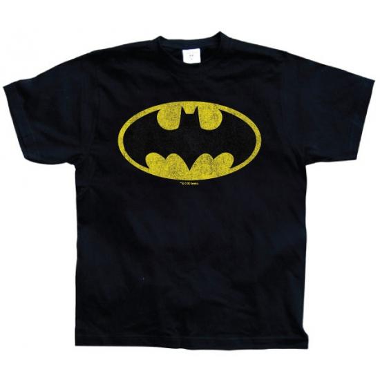 Afbeelding van Batman shirtje voor mannen