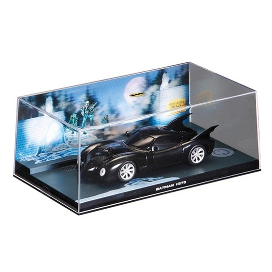 Afbeelding van Collectable auto Batman Batmobile 1:43
