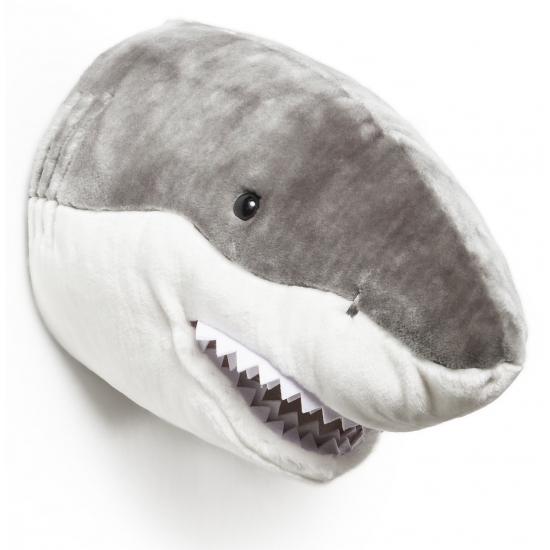 Afbeelding van Decoratie haaien hoofd