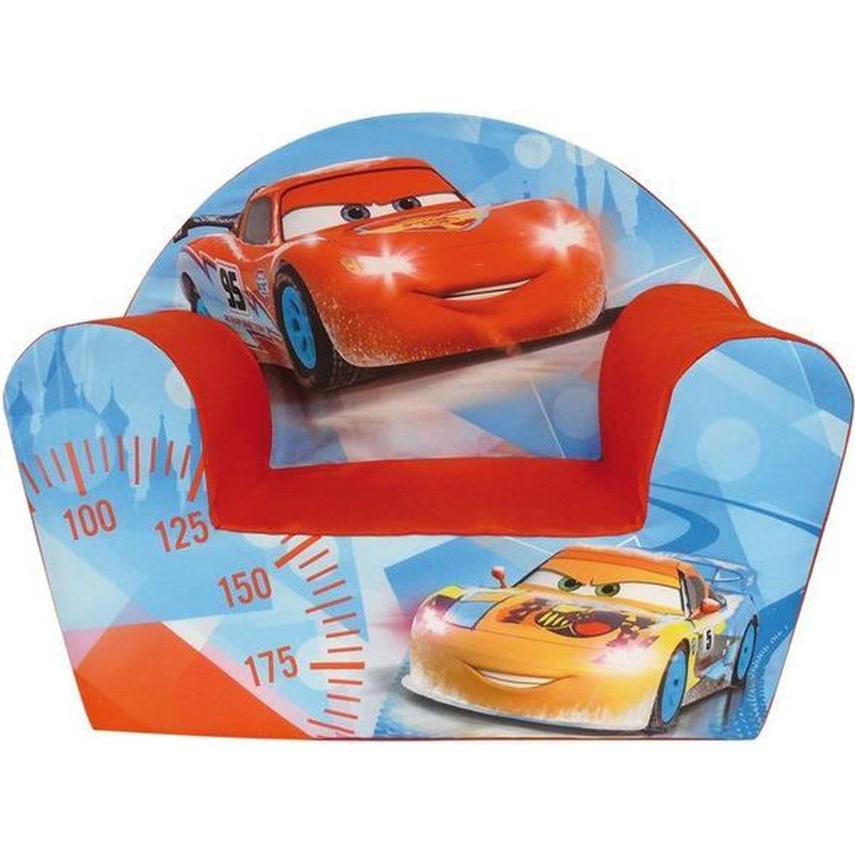 Disney Cars kinderstoel-kinderfauteuil 33 x 52 x 42 cm kindermeubels
