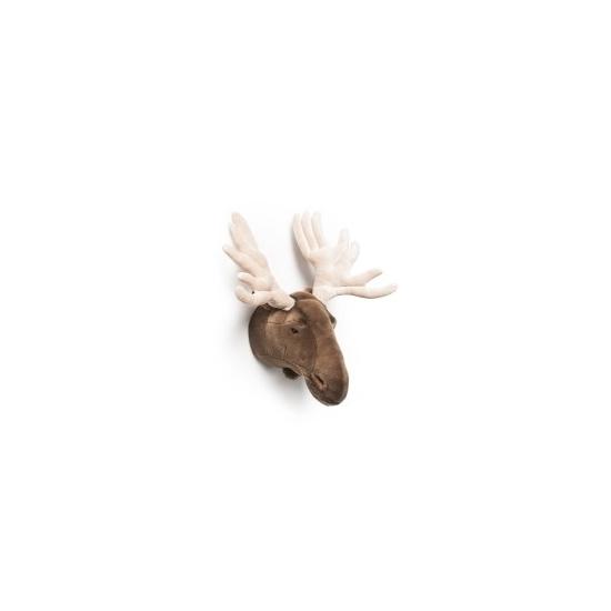 Afbeelding van Elanden knuffel kop