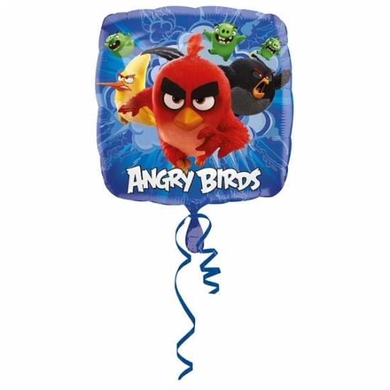Afbeelding van Feestartikelen Angry Birds folie ballon 43 cm
