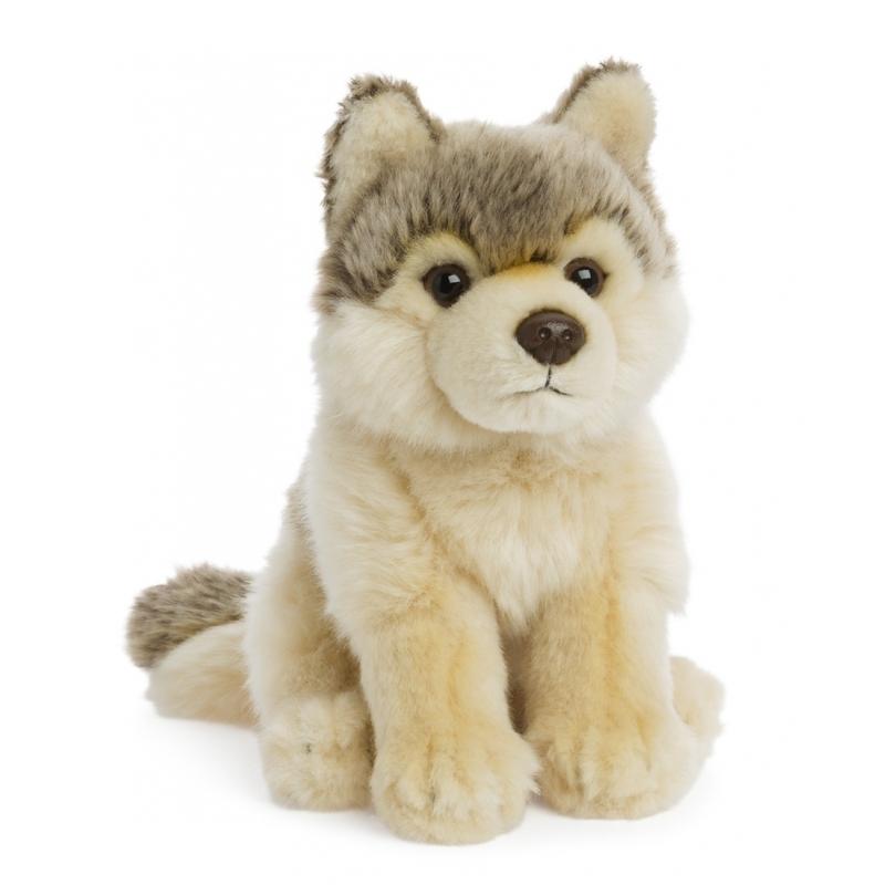 Kleine pluche WNF Wolf 15 cm