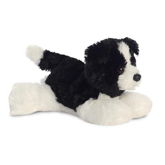 Knuffel border collie hond 20 cm knuffels kopen