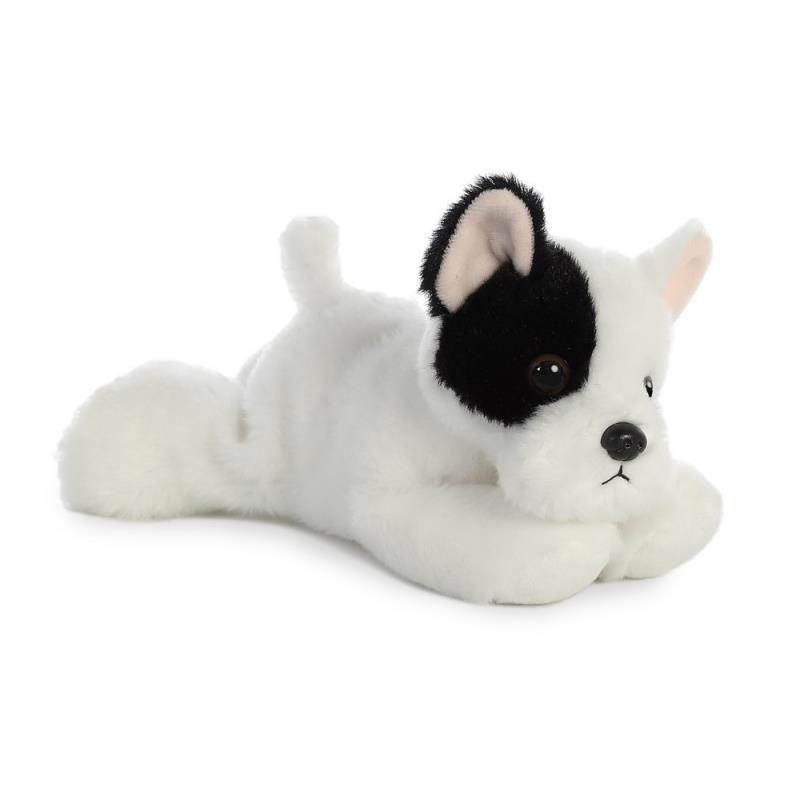 Knuffel Franse bulldog hond 20 cm knuffels kopen