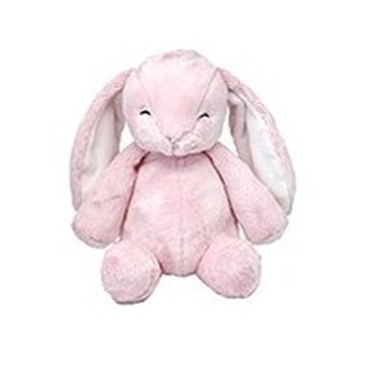 Knuffel konijn roze 28 cm knuffels kopen