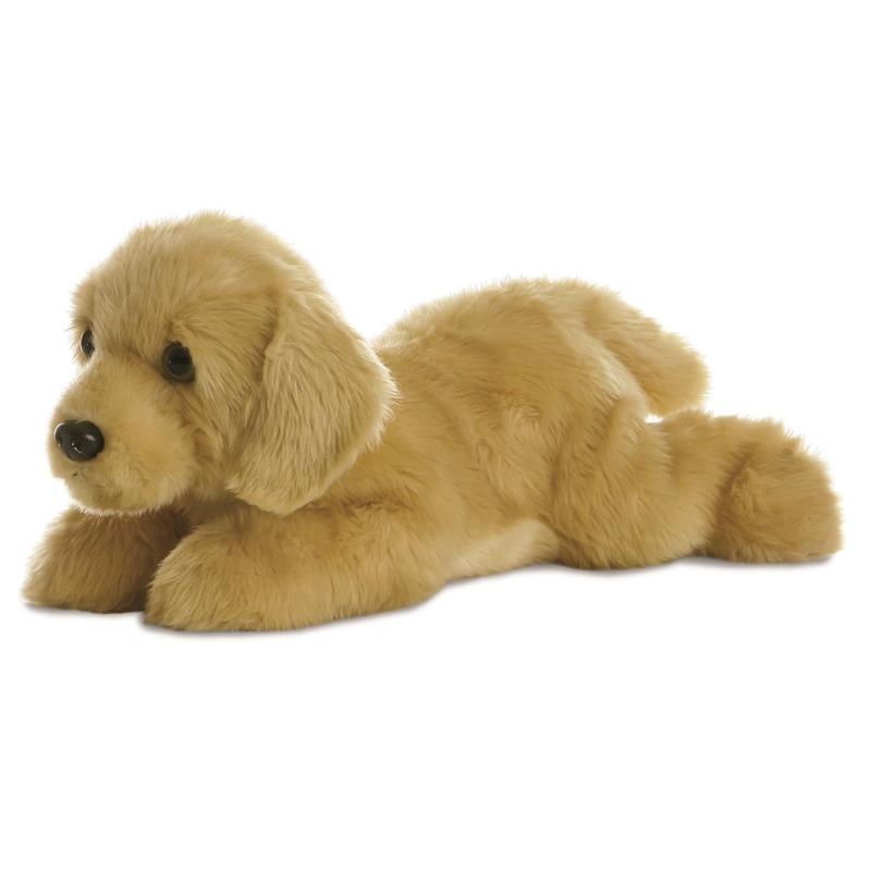 Knuffel labrador hond 30 cm knuffels kopen
