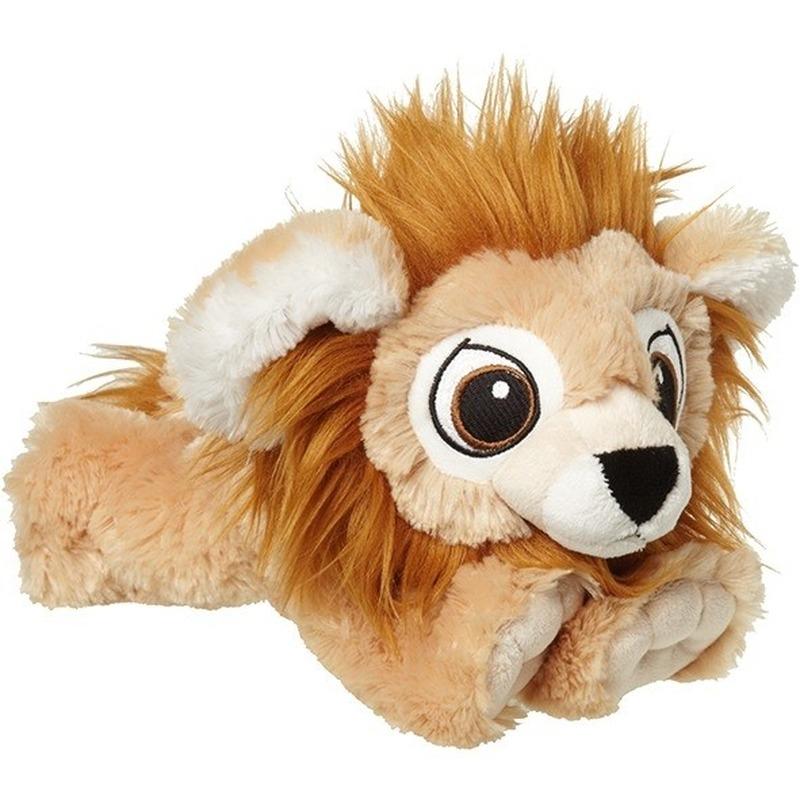 Knuffel leeuw bruin 38 cm knuffels kopen