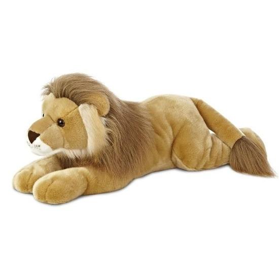 Knuffel leeuw bruin 70 cm knuffels kopen