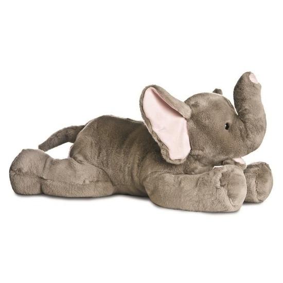 Knuffel olifant grijs 70 cm knuffels kopen