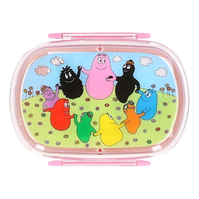 Afbeelding van Lunchbox Barbapapa roze voor meisjes