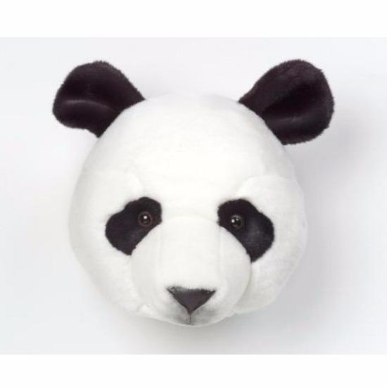 Afbeelding van Panda knuffel kop