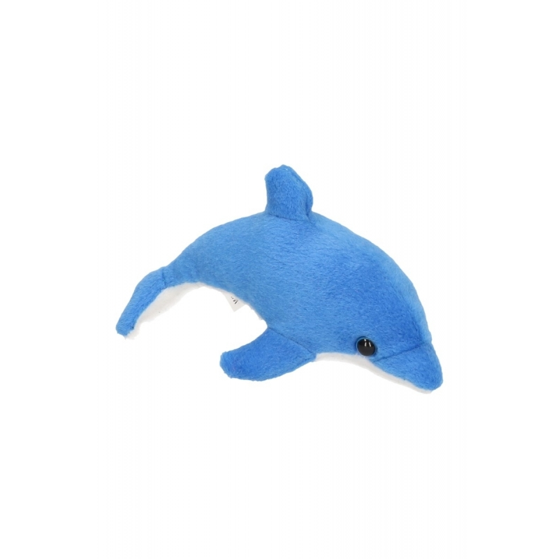 Pluche dolfijn knuffel 15 cm