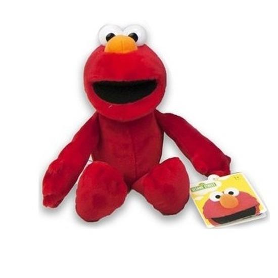 Pluche Elmo knuffel 17 cm