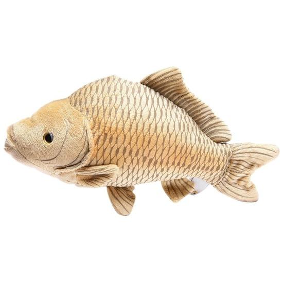 Afbeelding van Pluche karper visje knuffeltje 30 cm