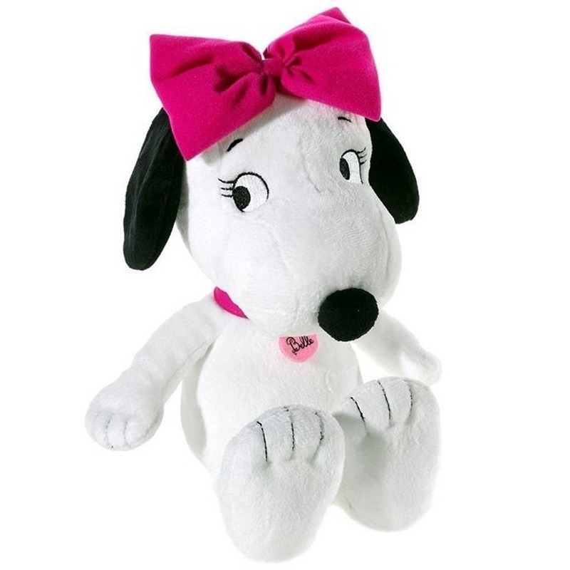 Pluche knuffel van Snoopy 30 cm