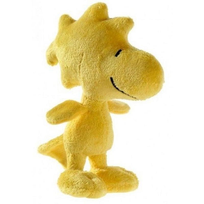 Pluche knuffel vriendje van Snoopy 19 cm