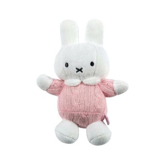 Pluche Nijntje knuffels roze 18 cm