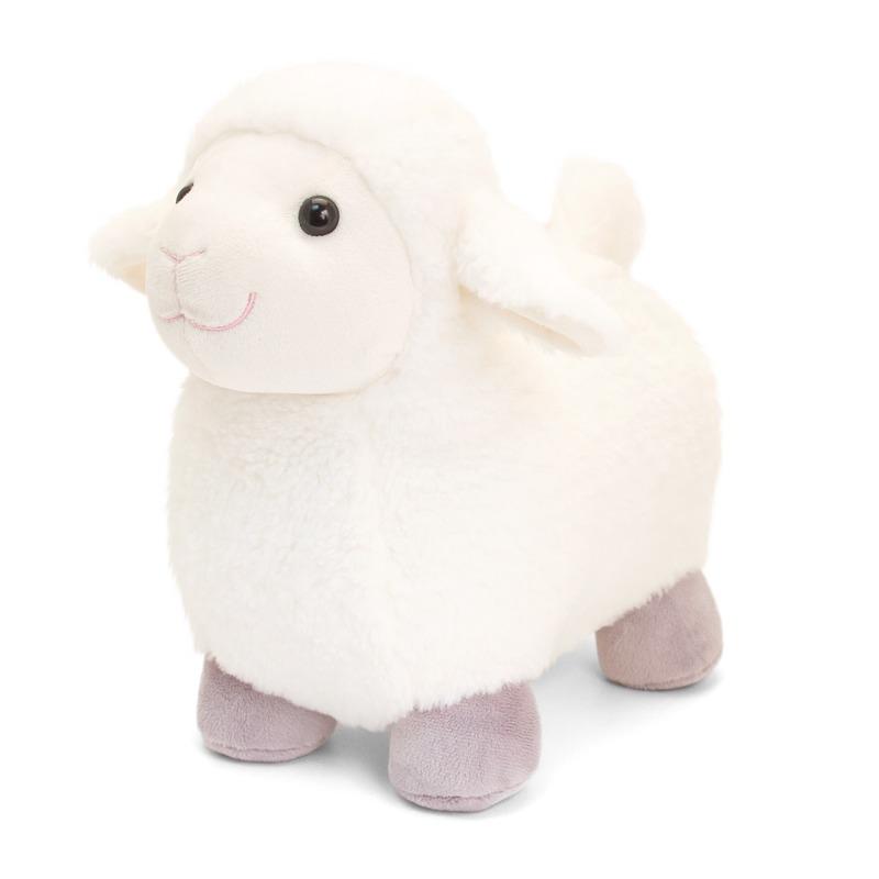 Pluche schapen knuffeltje 20 cm