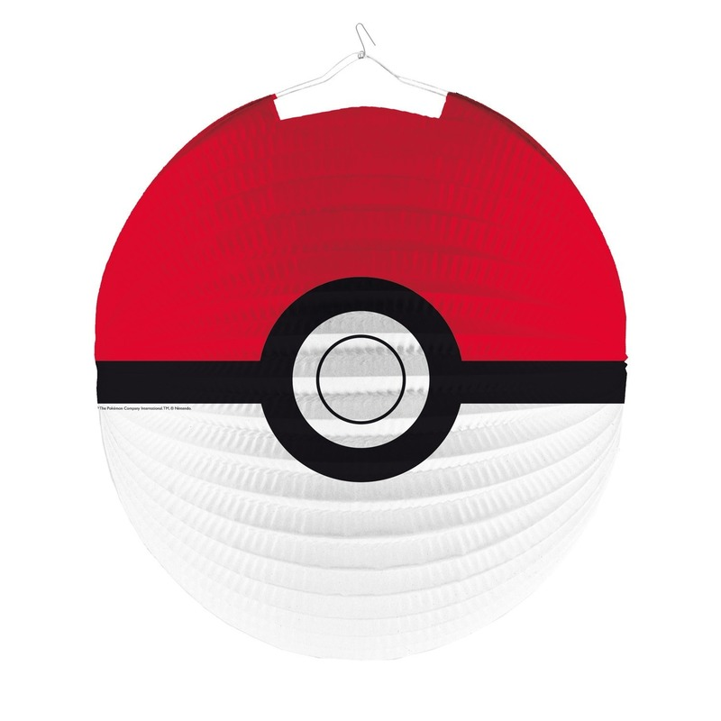 Pokemon lampion Poke Ball