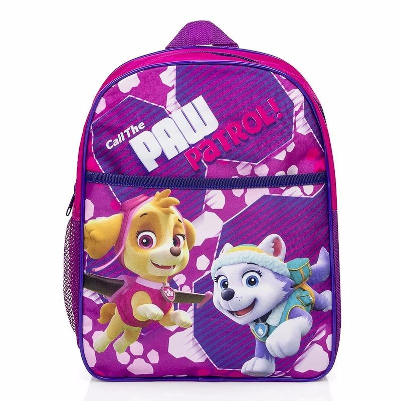 Roze Paw Patrol schooltas voor kinderen