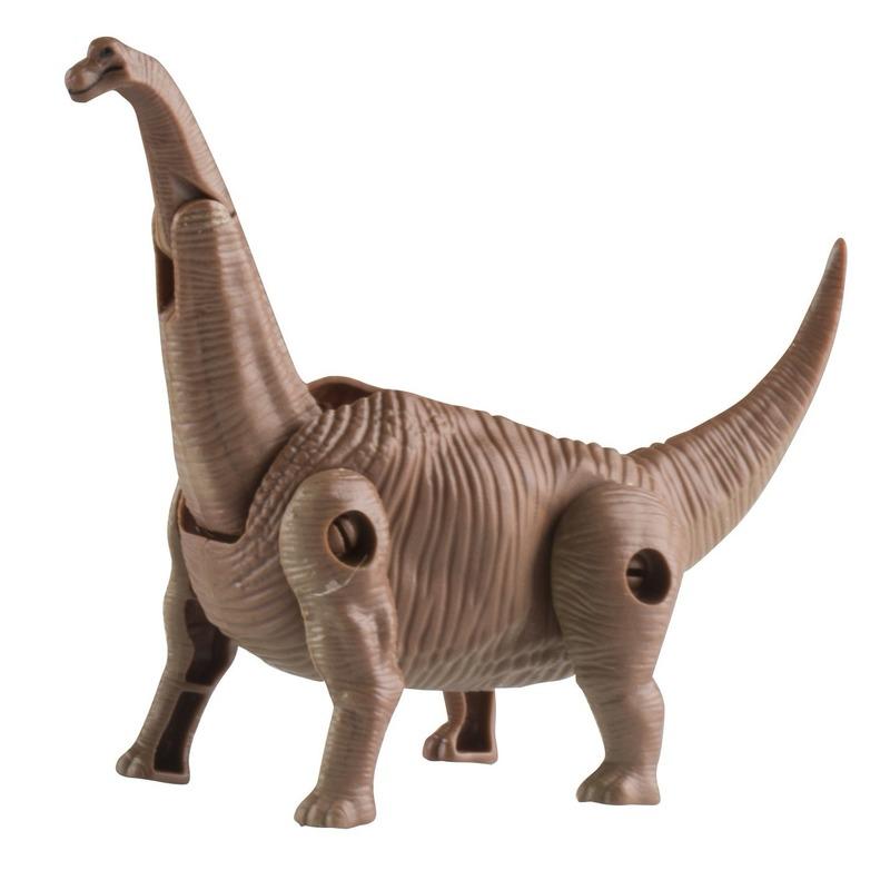 Afbeelding van Speelgoed dinosaurier Brontosaurus voor kinderen 12 cm