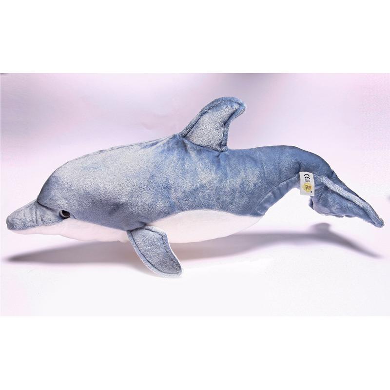 Afbeelding van Speelgoed knuffel dolfijn 50 cm