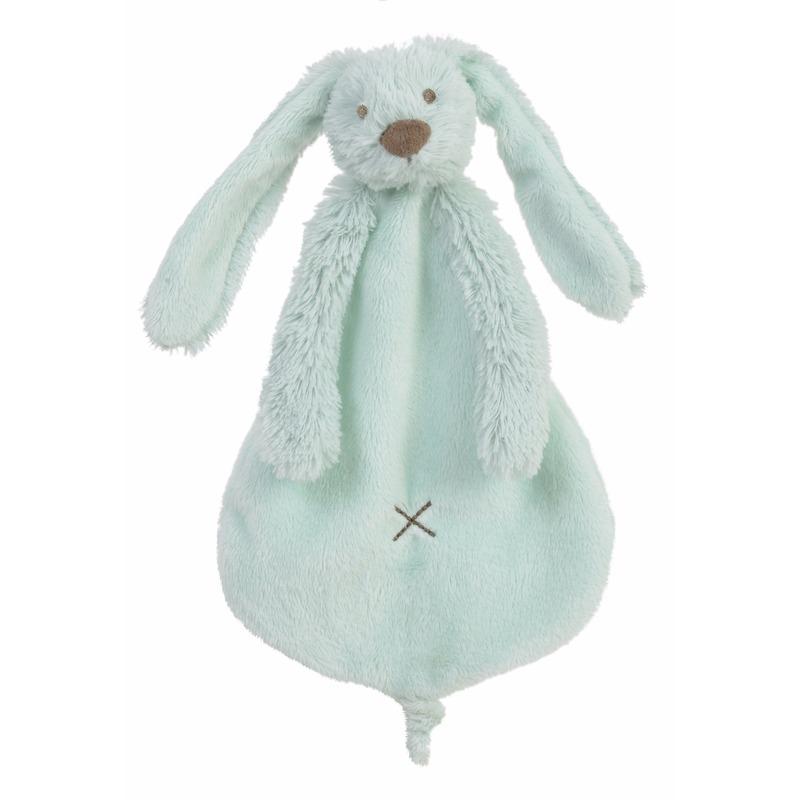 Speelgoed konijnen knuffeldoekje Richie 25 cm