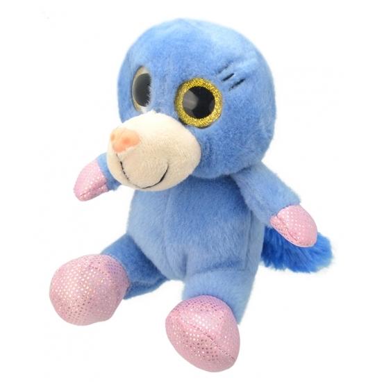 Afbeelding van Speelgoed mol knuffel 18 cm
