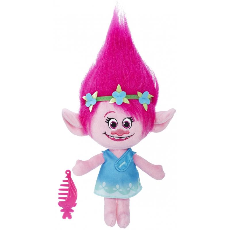 Speelgoed trollen knuffel pop 35 cm
