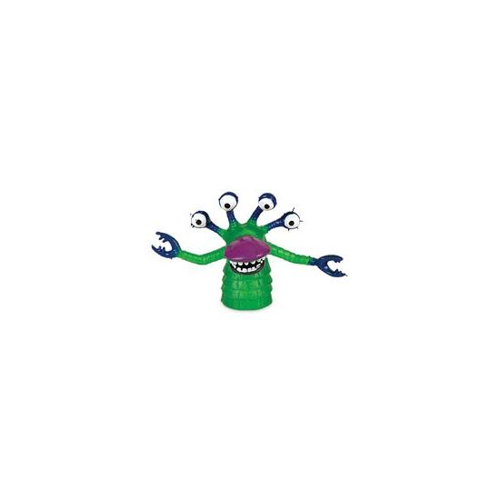 Afbeelding van Speelgoed vingerpopjes groene monsters