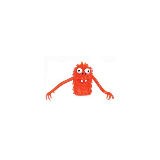 Afbeelding van Speelgoed vingerpopjes rode monsters