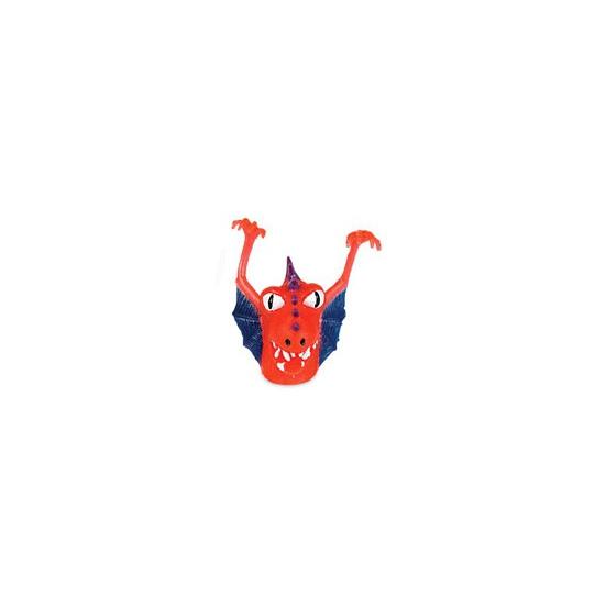 Afbeelding van Speelgoed vingerpopjes rood/blauwe monsters