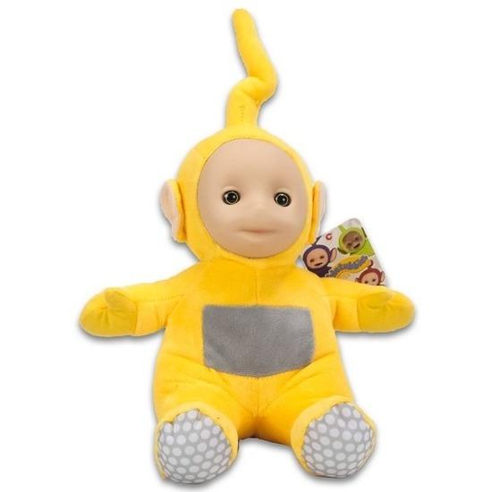 Teletubbie Laa Laa knuffel geel 26 cm