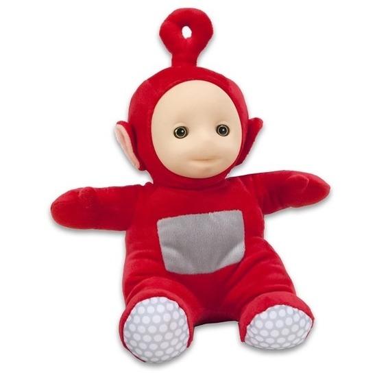 Teletubbie Po knuffel rood 26 cm
