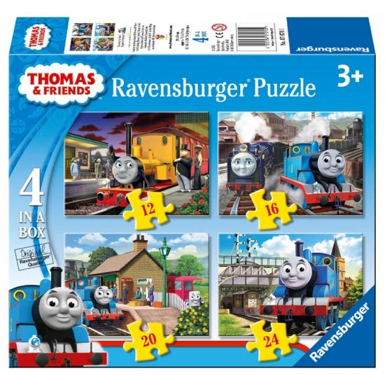 Thomas de trein kinder puzzels