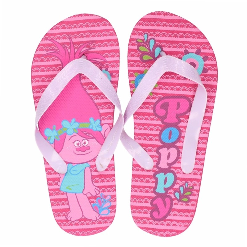 Trolls kinder slippers Poppy